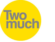 TwoMuch Logo